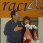 Sindicato de Parobé participa de homenagem no dia do sapateiro