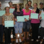 Galeria- Formaturas treinamento de costura de calçados