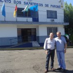 Pré-candidato visita Sindicato dos Trabalhadores de Parobé