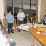 Diretoria do Sindicato participa de homenagem ao Dia do Sapateiro