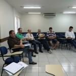 Reunião preparatória para o Fórum de Trabalhadores dos Setores do Calçado, Vestuário, Couro e Têxtil