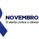 """Campanha """"Novembro Azul"""" alerta homens sobre o câncer de próstata"""