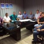 Sindicato apoia e articula permanência de empresa em Parobé