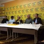 João Nadir Pires participa de café com o Senador Paulo Paim