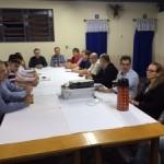 Reunião debate o desemprego em Parobé
