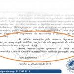 Sindicato denuncia empresa ao Ministério do Trabalho e Emprego