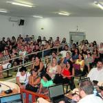 Sindicato presente em Sessão Solene que homenageou mulheres