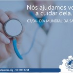 07/04- Dia Mundial da Saúde