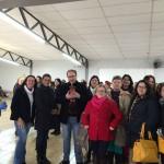 Trabalhadoras de Parobé participam do 6º Encontro das Mulheres da Feticvergs