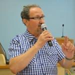 João Pires participa de sessão na Câmara de Vereadores de Parobé