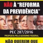 Sindicalistas promovem ações contra Reforma da Previdência nesta terça-feira