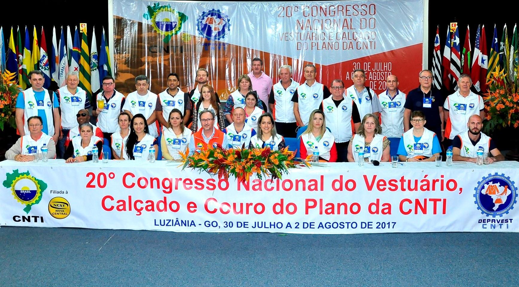 Delegação do RS no Congresso