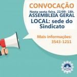 Assembleia Geral – CONVOCAÇÃO!