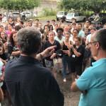 Final de ano de protestos pela falta de pagamento das férias aos funcionários na empresa de calçados Crysalis