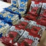 Feira de Chocolates no Sindicato
