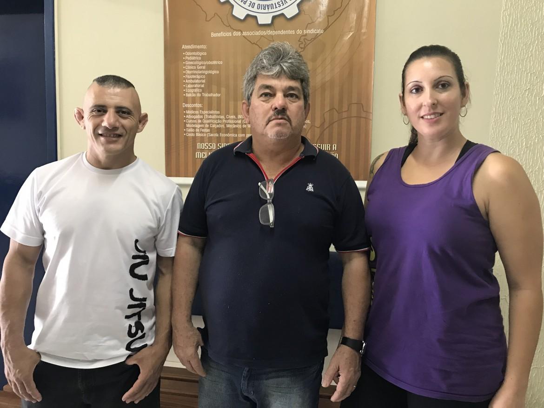 Aulas de Zumba e Artes Marciais estarão acessíveis aos trabalhadores associados ao Sindicato dos Sapateiros