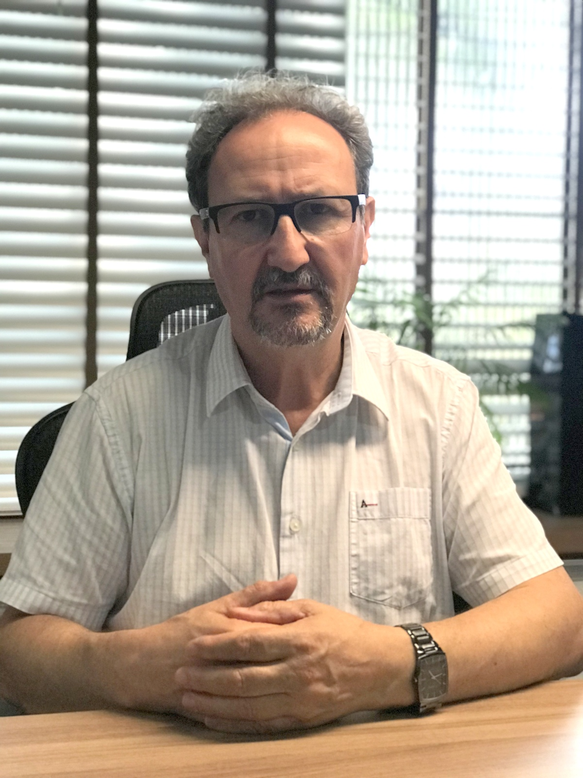 Legenda: Presidente do Sindicato dos Sapateiros de Parobé, João Pires, afirma que a entidade já perde valores significativos com a redução das contribuições sindicais