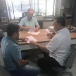 Empresa calçadista assina acordo individual
