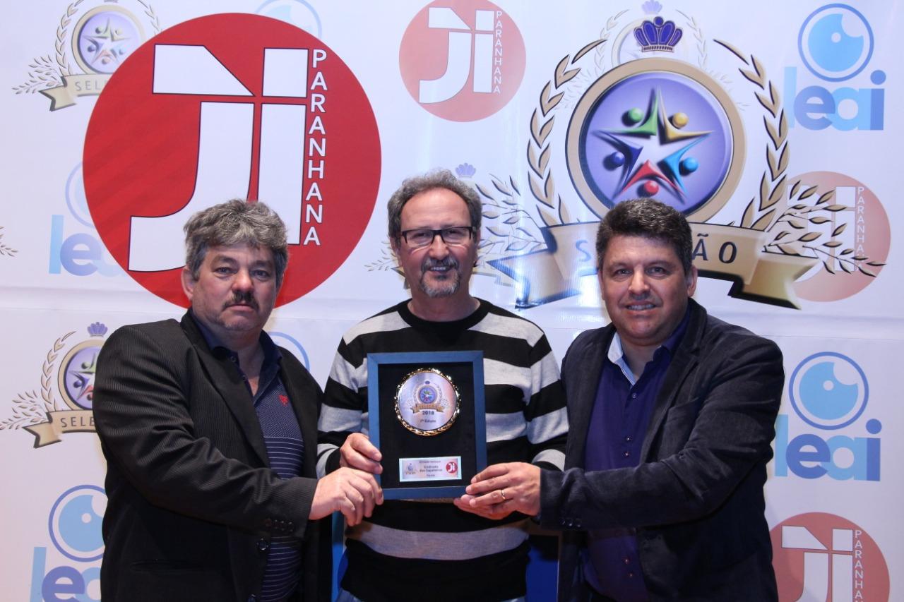 Diretoria afirma que o prêmio recebido é também dos trabalhadores da categoria