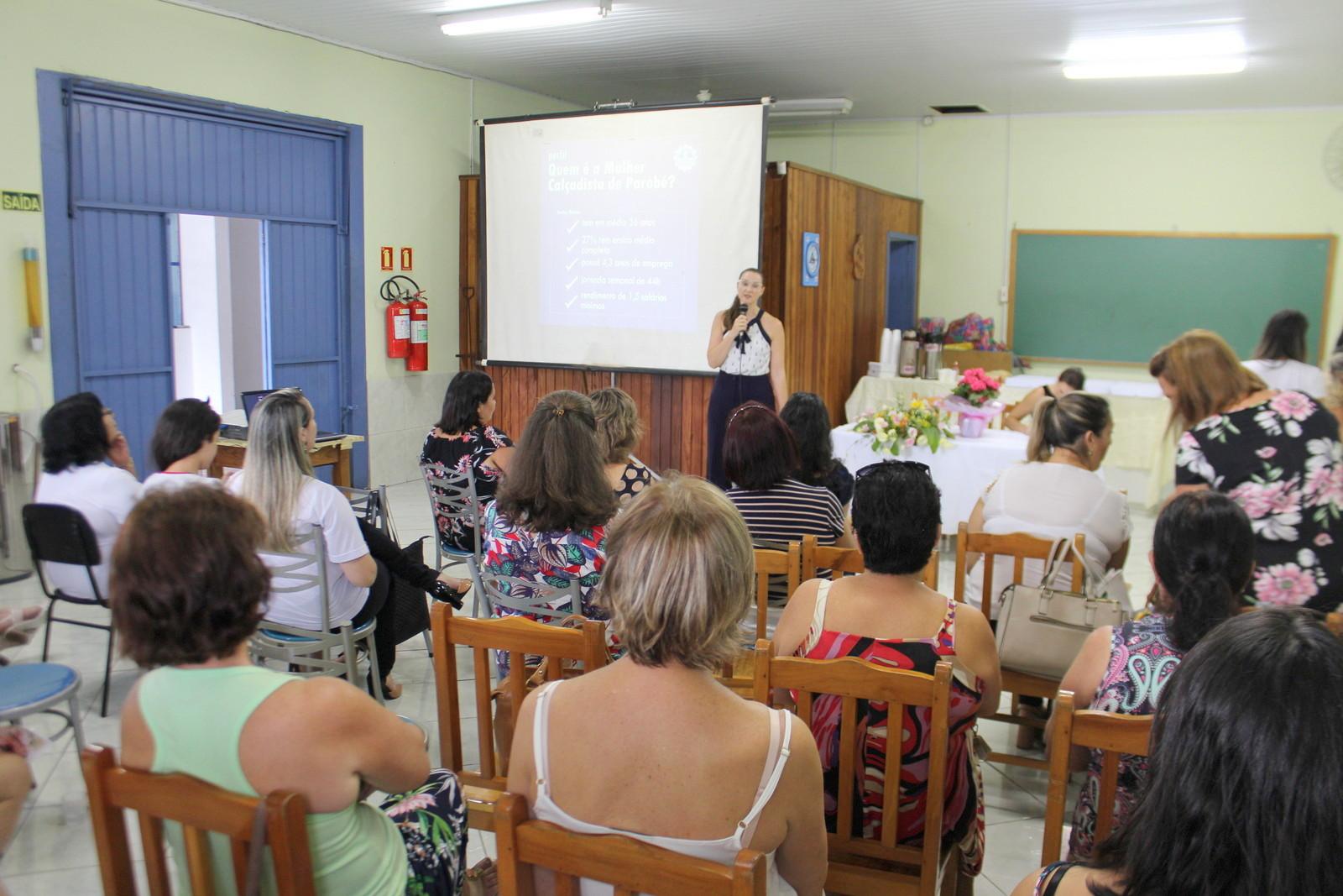 Assuntos como os impactos da reforma da previdência fizeram parte das palestras do evento.