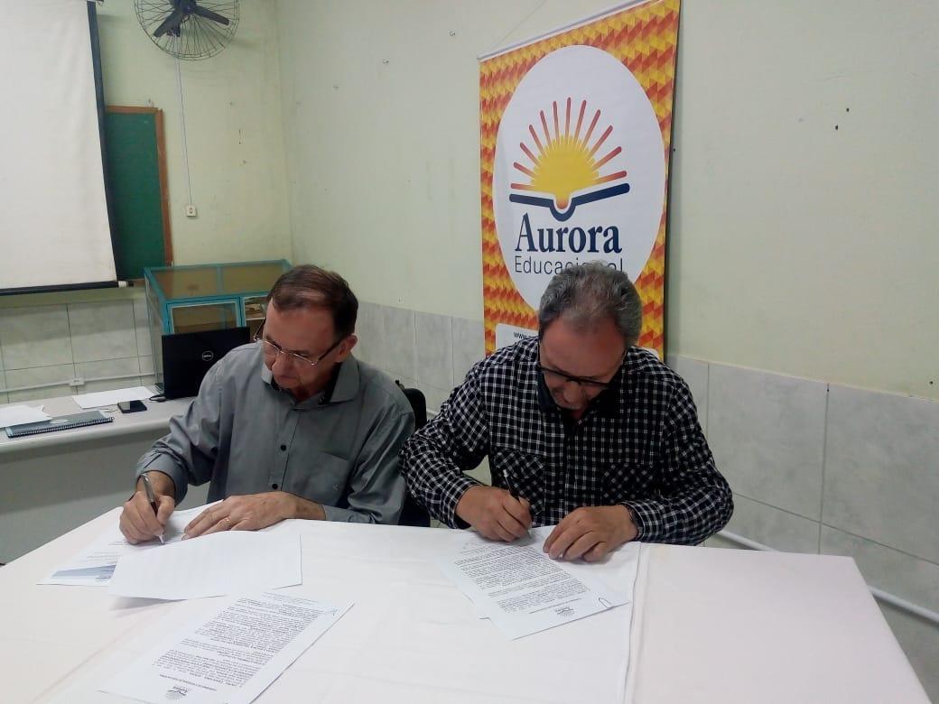 Parceria foi formalizada na última semana no Sindicato dos Sapateiros.