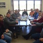 Sindicato participa de reunião no Executivo