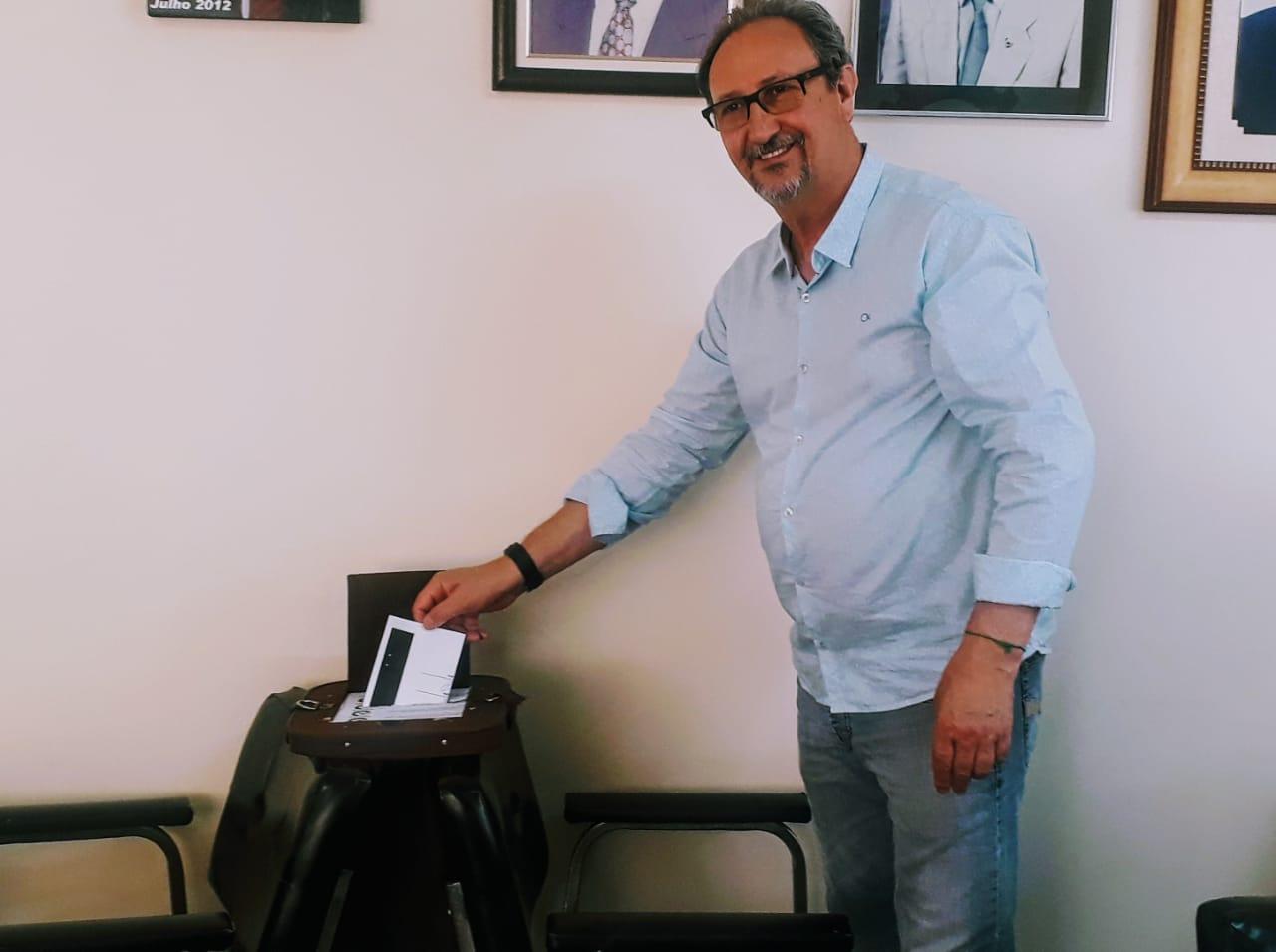 João Pires assume a presidência da federação do Estado.