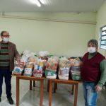 Sindicato faz nova entrega de alimentos na campanha Trabalhadores Pelo Bem