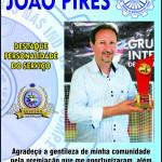 João Pires é destaque personalidade do serviço em Parobé