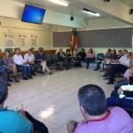 Encontro debate negociação sindical