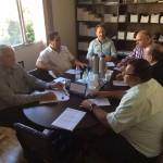 João Nadir Pires participa de reunião na CNTI RS