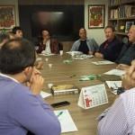 Assessores jurídicos e entidades do Fórum Sindical Sul Têxtil reuniram-se na última sexta-feira em SC