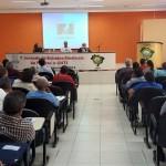 Sindicalistas de Parobé participam da 1ª Jornada de Estudo Sindical da Fetiesc- Federação dos Trabalhadores nas Indústrias do Estado de SC