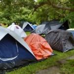 Associados aproveitam o verão no camping em Tramandaí