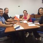 1ª Reunião preparatória para o Congresso Nacional do Vestuário da CNTI