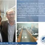 Reunião da Comissão Tripartite de Relações Internacionais
