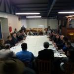 Reunião Sindical debate melhoria trabalhista