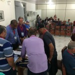 Sindicalistas de Parobé participam de eleição Sindical em Jaraguá do Sul/SC