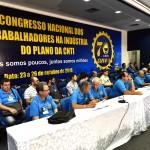 Congresso de 70 anos da CNTI