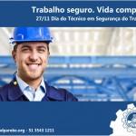 Dia do Técnico em Segurança do Trabalho