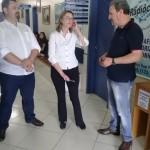 Deputada Maria do Rosário realiza visita ao Sindicato dos Trabalhadores de Parobé