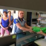 Começa a distribuição dos materiais escolares no Sindicato