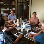 Reunião debate projetos de lei das reformas