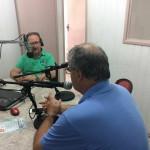 Prefeito Interino de Parobé é entrevistado no programa do Sindicato para falar sobre a instalação da unidade fabril da Usaflex Calçados