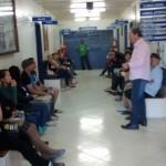 João Pires aborda sobre as Reformas da Previdência e Trabalhista com associados