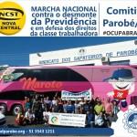 Marcha Nacional em defesa dos direitos da classe trabalhadora