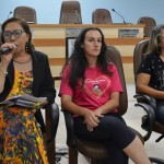 Câmara de Vereadores realizou programação especial na semana da mulher
