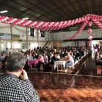 Chá das Mães reúne trabalhadoras em Parobé