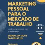 Marketing Pessoal é tema de curso gratuito no Sindicato dos Sapateiros