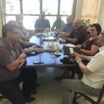 Conselho de Desenvolvimento se reúne com prefeito municipal